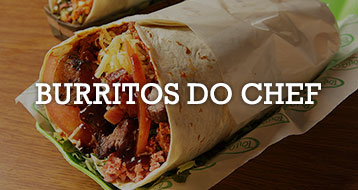Burritos do Chef