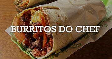 Burritos do Chef