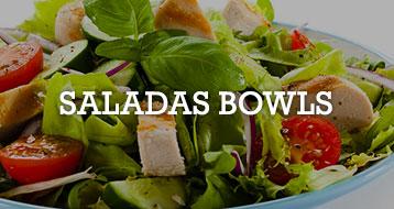 Saladas Bowls